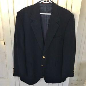 Nordstrom Men's Blazer - 46 L wool from Italy